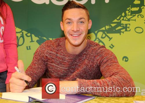 Kirk Norcross signing copies of his new book...