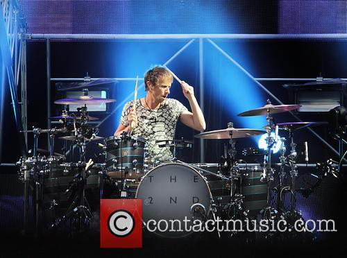 Dominic Howard and Muse 2