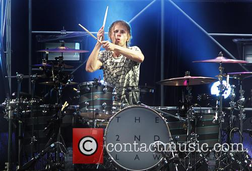 Dominic Howard and Muse 3