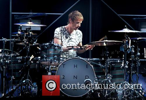 Dominic Howard and Muse 4