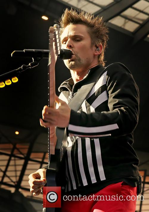 Matt Bellamy and Muse 5