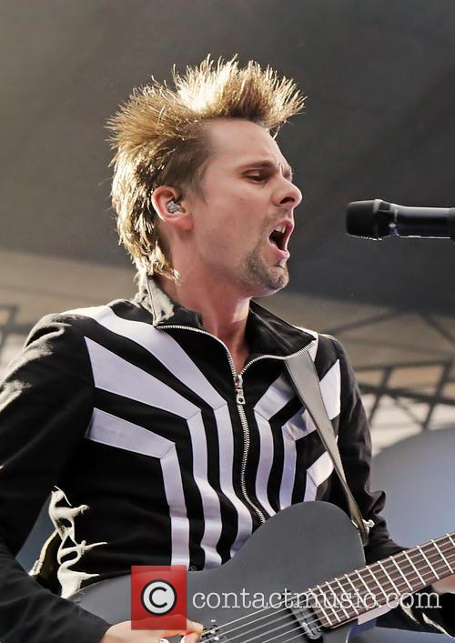 Matt Bellamy and Muse 11