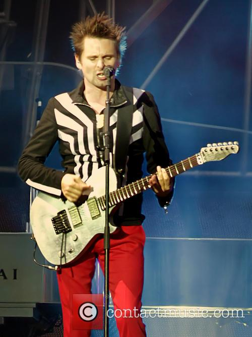 Matt Bellamy and Muse 14
