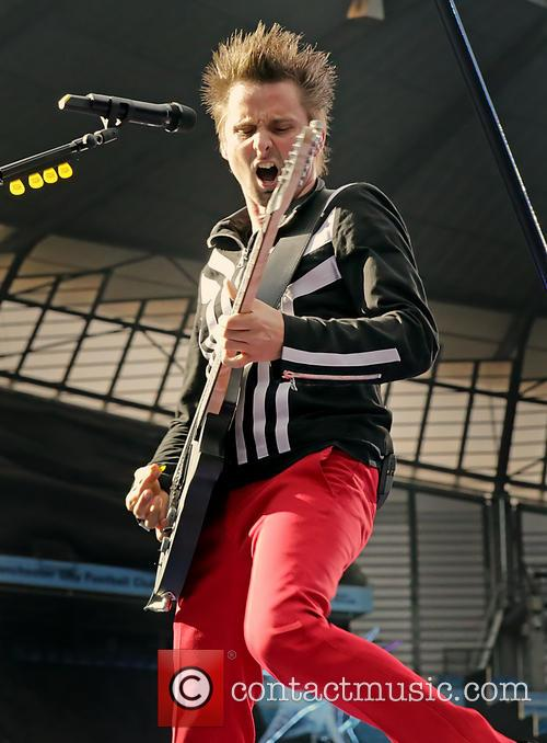 Matt Bellamy and Muse 18