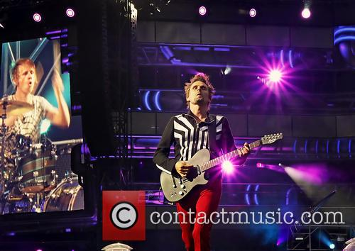 Matt Bellamy and Muse 22