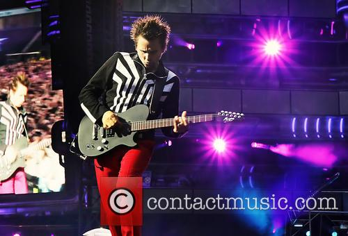 Matt Bellamy and Muse 23