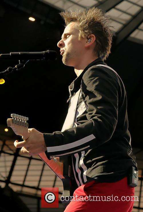Matt Bellamy and Muse 25