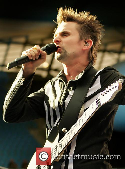 Matt Bellamy and Muse 28