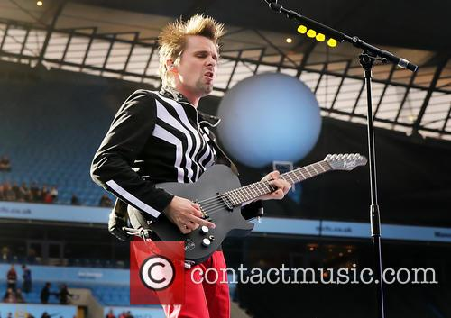 Matt Bellamy and Muse 29