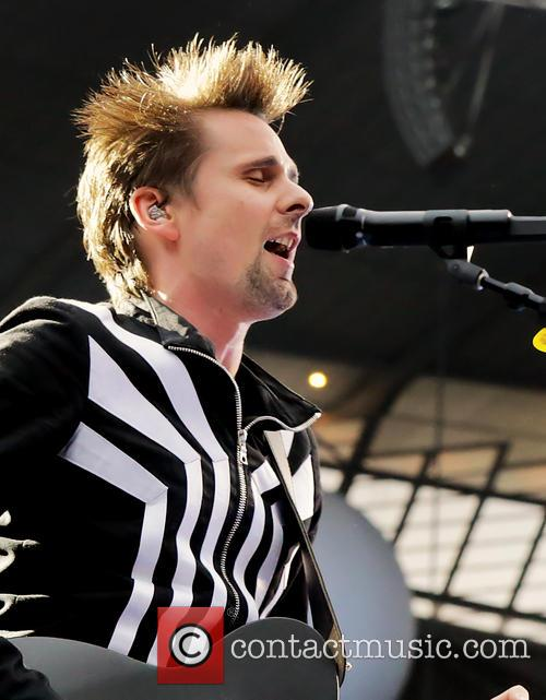 Matt Bellamy and Muse 34