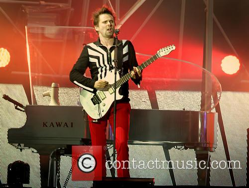 Matt Bellamy and Muse 36