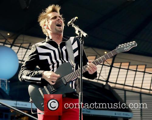 Matt Bellamy and Muse 37