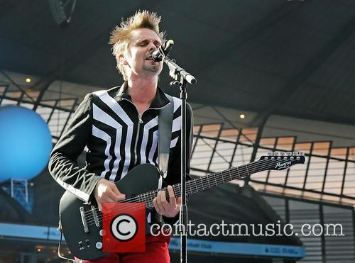 Matt Bellamy and Muse 38