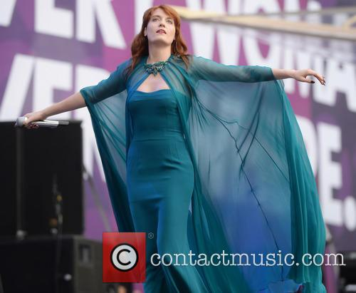 Florence, The Machine and Florence Welch 3