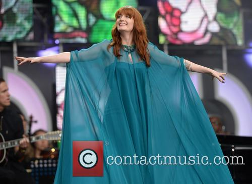 Florence, The Machine and Florence Welch 4