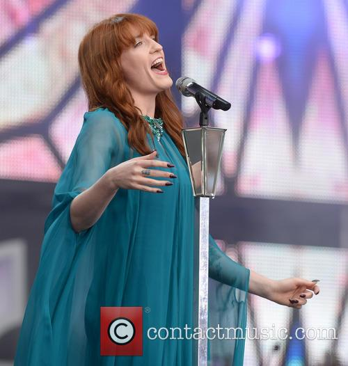 Florence, The Machine and Florence Welch 5