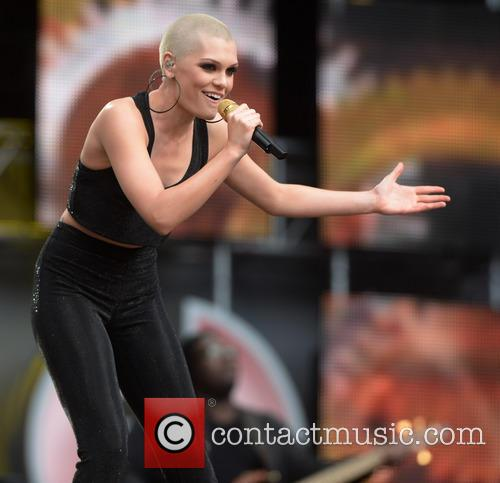 Jessie J and Jessica Ellen Cornish 11