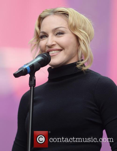 Madonna, Chime for Change Concert