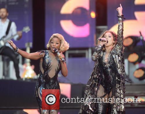 Mary J. Blige and Jennifer Lopez 2