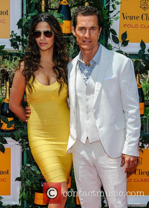 Matthew Mcconaughey and Camilla Alves 6