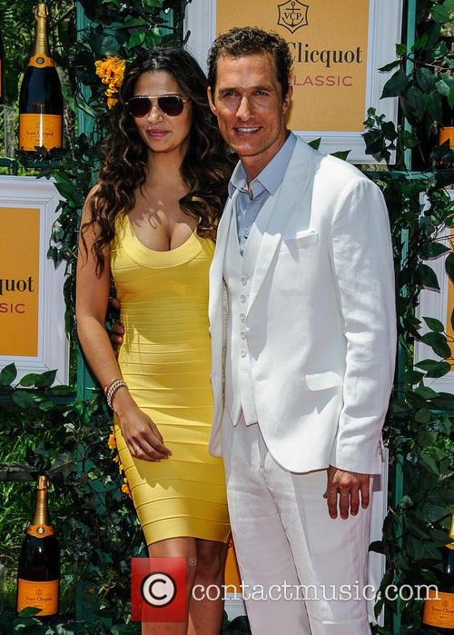 Matthew Mcconaughey and Camilla Alves 8