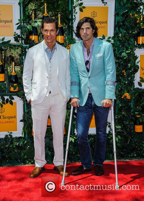 Matthew Mcconaughey and Nacho Figueras 10