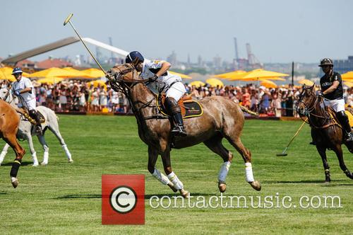 The Sixth Annual Veuve, Clicquot Polo Classic and Liberty State Park 2