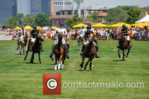 The Sixth Annual Veuve, Clicquot Polo Classic and Liberty State Park 3