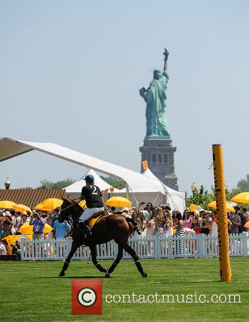 The Sixth Annual Veuve, Clicquot Polo Classic and Liberty State Park 5