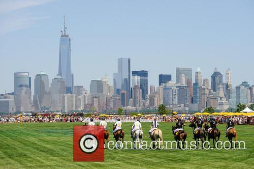 The Sixth Annual Veuve, Clicquot Polo Classic and Liberty State Park 6