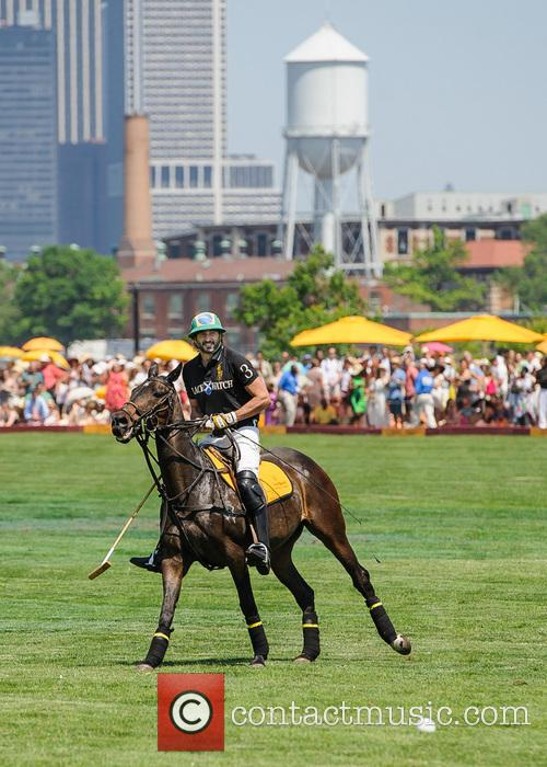 The Sixth Annual Veuve, Clicquot Polo Classic and Liberty State Park 1
