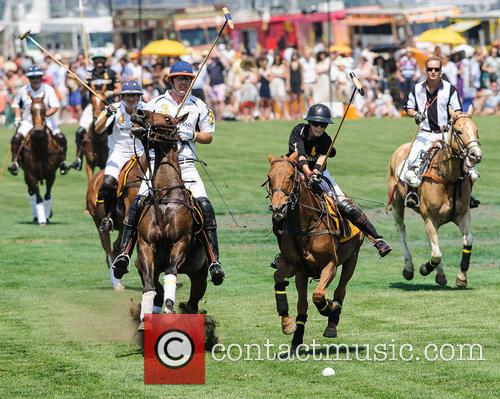 The Sixth Annual Veuve, Clicquot Polo Classic and Liberty State Park 7