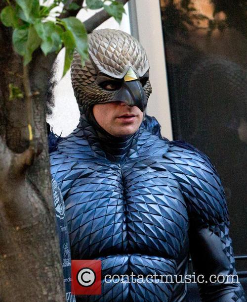 Birdman, Theater Distict