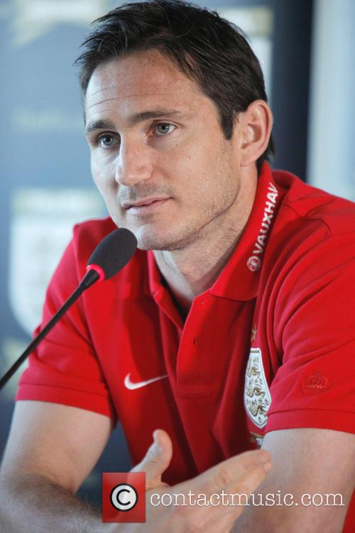 England team press conference