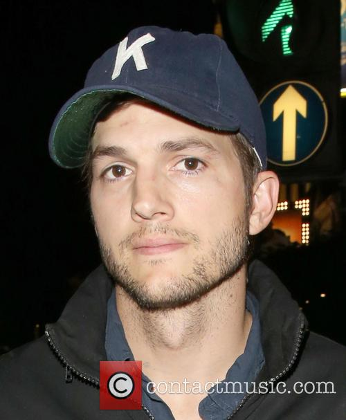 Ashton Kutcher London