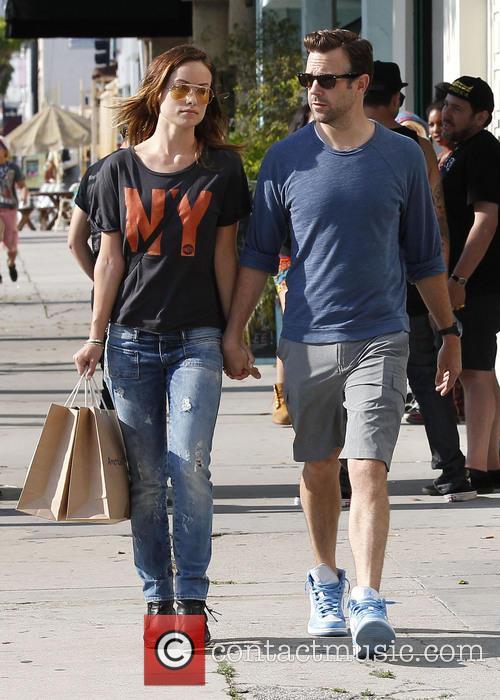 Olivia Wilde and Jason Sudeikis 15