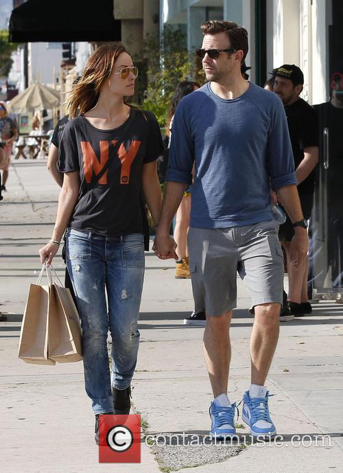 Olivia Wilde and Jason Sudeikis 16