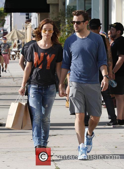 Olivia Wilde and Jason Sudeikis 17