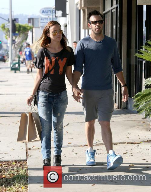 Olivia Wilde and Jason Sudeikis 3