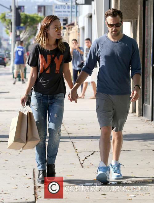 Olivia Wilde and Jason Sudeikis 8
