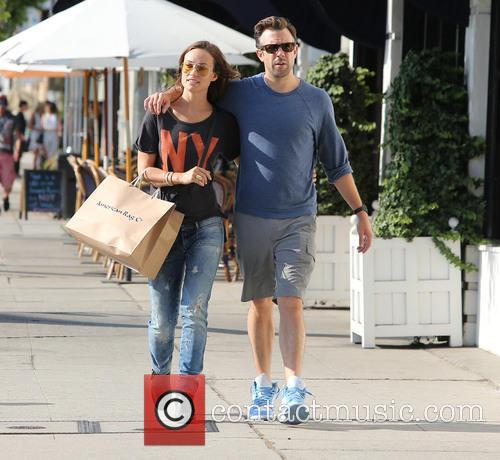 Olivia Wilde and Jason Sudeikis 9