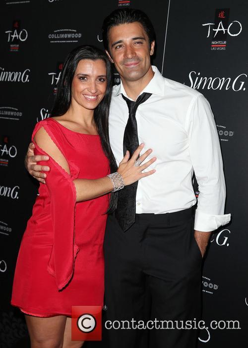 Carole Marini and Gilles Marini 1
