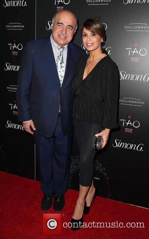 Simon G and Paula Abdul 1