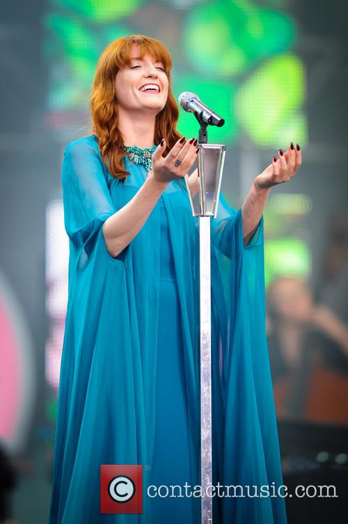 Florence Welch, Florence and The Machine 3
