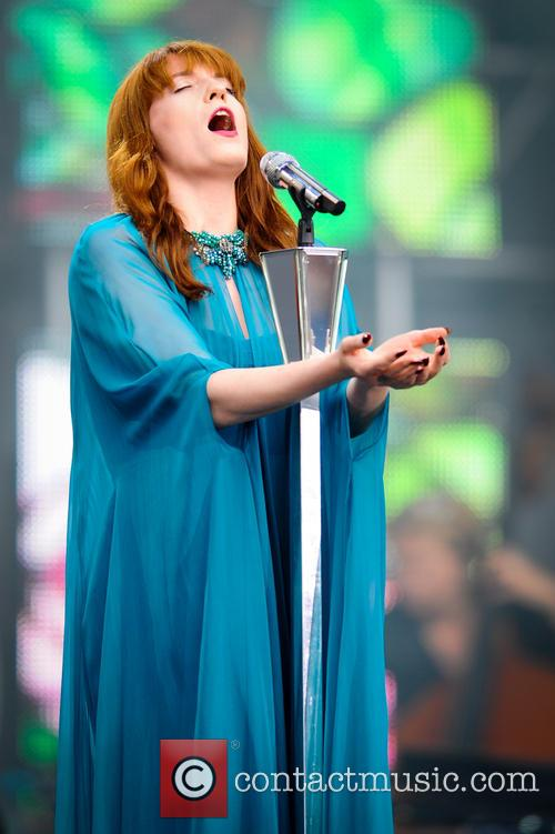 Florence Welch, Florence and The Machine 4