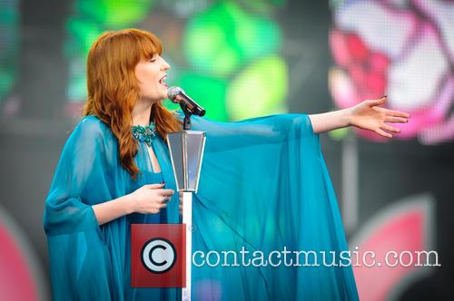 Florence Welch, Florence and The Machine 5