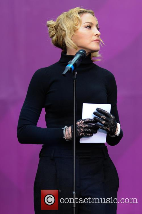 Madonna, Chime for Change