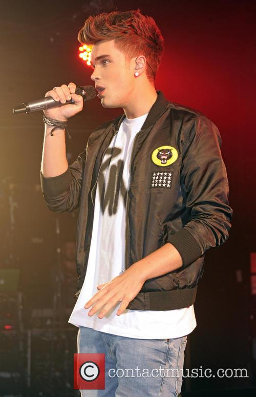 Union J perform live at G-A-Y