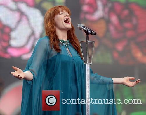 Florence, The Machine and Florence Welch 6