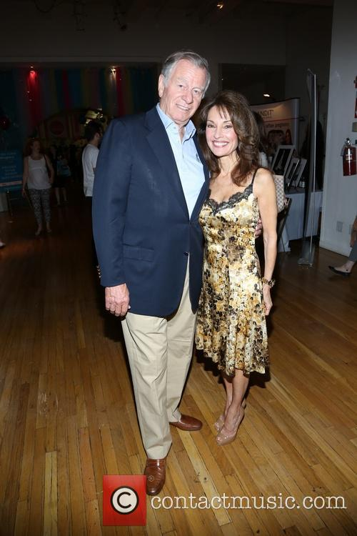 Susan Lucci and Helmut Huber 5